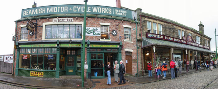 Beamish, Living Museum of the North