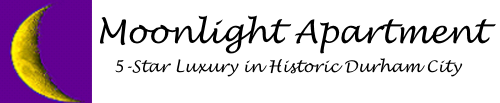 Durham Moonlight Apartment Logo